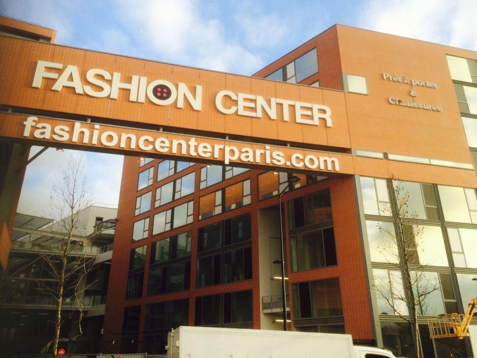 Fashion center a paris la mode s approvisionne - Centre commercial porte d aubervilliers ...